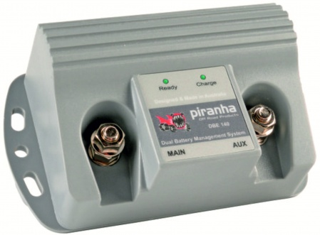 Piranha Dual Battery systems